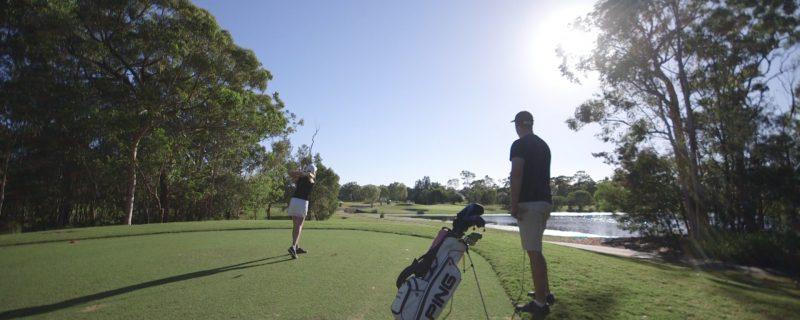 Premium public golf course open to everyone