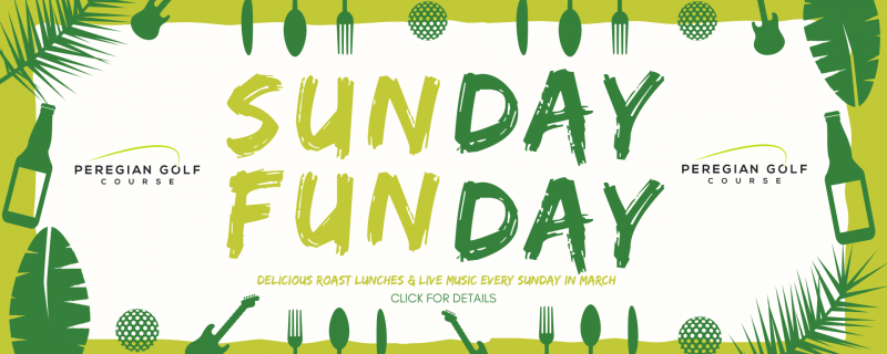 Click here for details on our Sunday Funday series