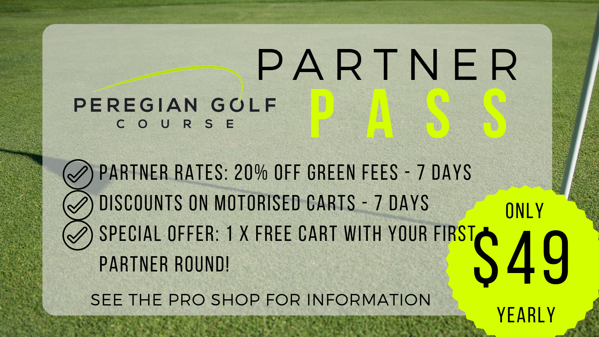 TV3 Partner Pass