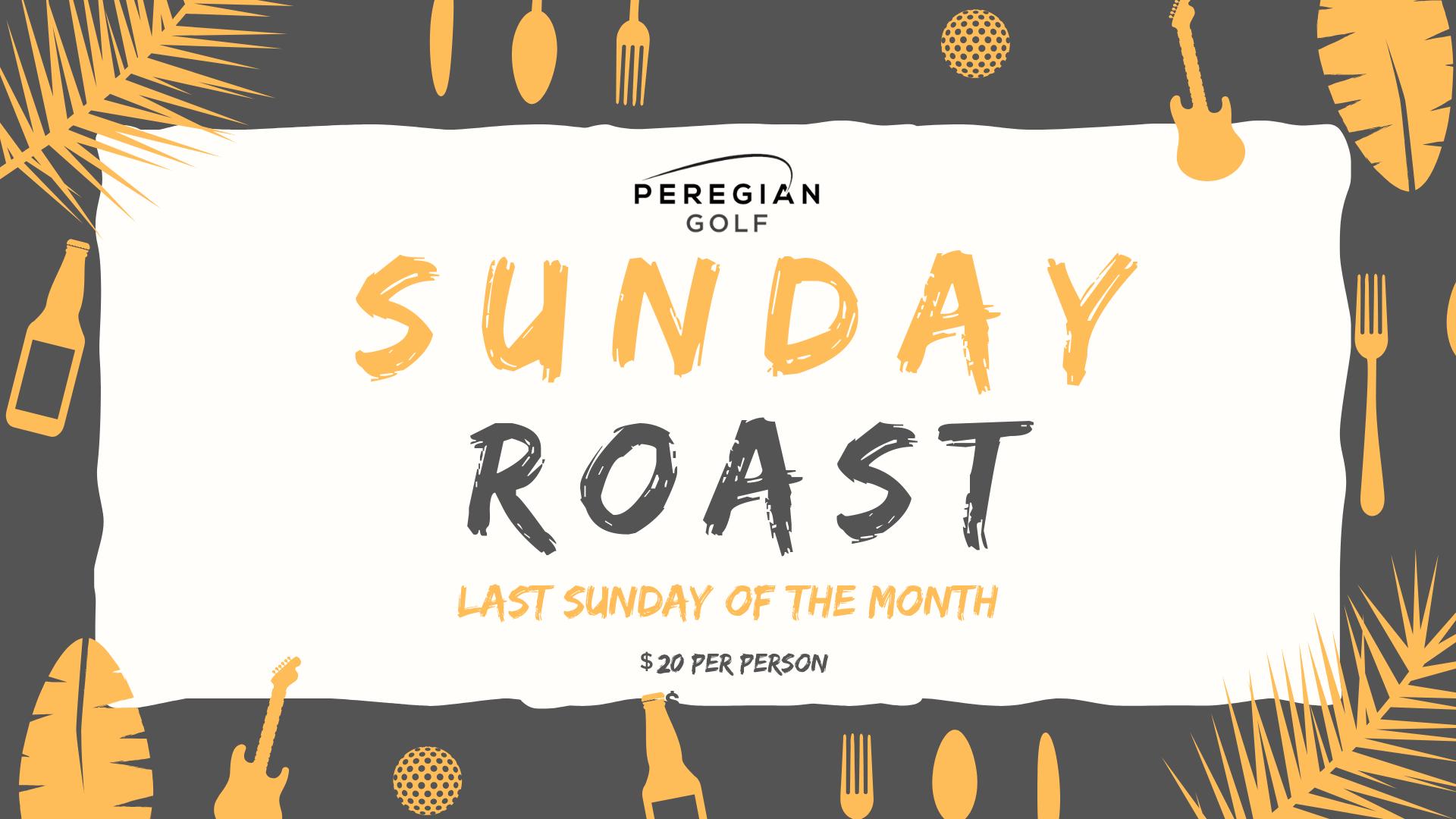 Peregian Sunday Roast TV